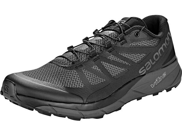 Salomon Sense Ride Chaussures running Homme, black/black/magnet